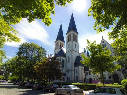 Kirchort Dreifaltigkeit